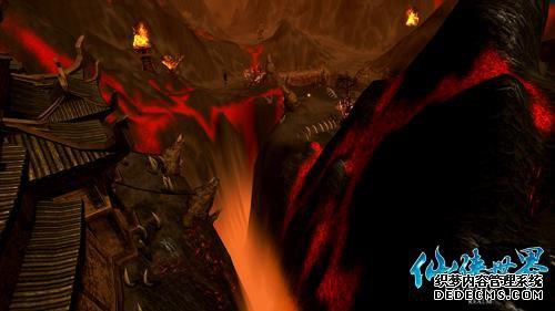 《传奇世界网页版》75级副本――劫灰谷
